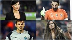 Porto-Juve, non solo Buffon-Casillas: la sfida è anche tra wags