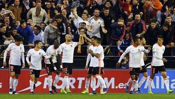 Valencia, è Zaza show contro il Real Madrid