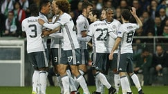 Saint Etienne-Manchester United 0-1, Pogba e Ibra agli ottavi