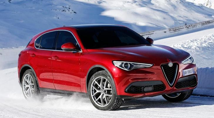"""Alfa Romeo Stelvio, il """"Biscione"""" lancia primo SUV da 50.800 euro"""