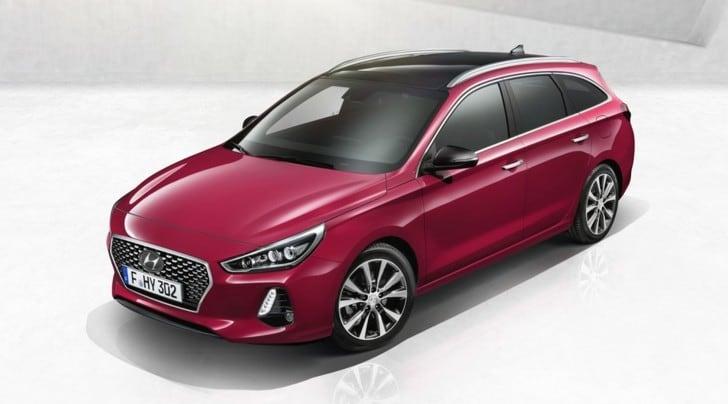 Hyundai i30, a Ginevra arriva la Wagon