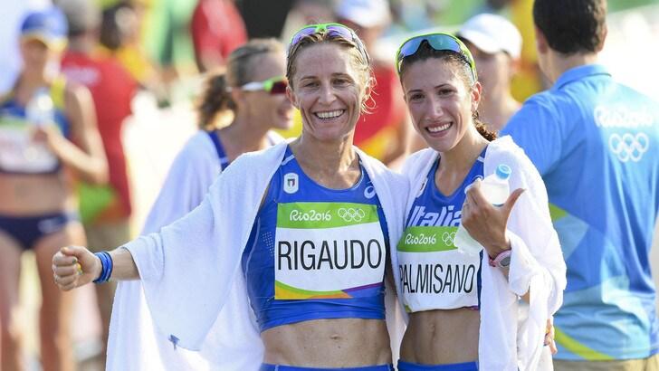 La marciatrice azzurra Elisa Rigaudo annuncia ritiro