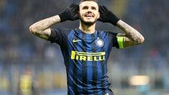 Serie A, Inter-Roma: sfida in quota Icardi-Dzeko