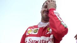F1, lavagna in salita per la Ferrari