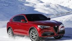 Alfa Romeo Stelvio, il SUV che mancava