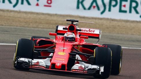 Formula 1, FerrariSF70H: eccola in azione
