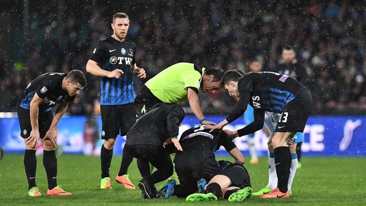 Serie A Napoli-Atalanta 0-2, il tabellino