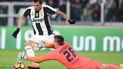 Gli uomini di Allegri centrano l'obiettivo: Juventus-Empoli 2-0