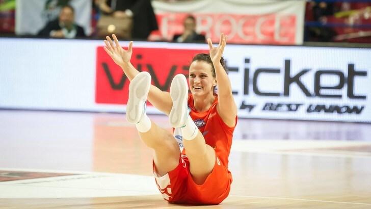 Coppa Italia Femminile, finale Schio-Lucca
