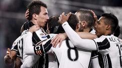 Pagelle Juventus: furia Mandzukic, è incontenibile. Pjanic velocizza la manovra