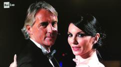 Mancini, show in smoking a Ballando con le Stelle