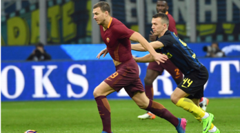 Nainggolan spettacolare: Inter-Roma finisce 1-3