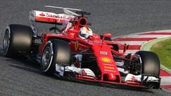 Formula 1, Ferrari in pista per le prove in Spagna