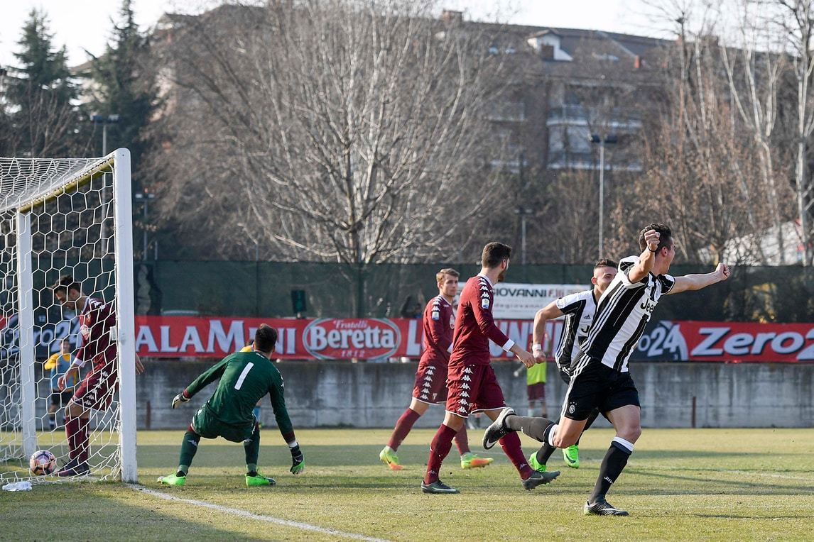 Primavera, Torino-Juventus 0-1: Grosso vede la Final Eight