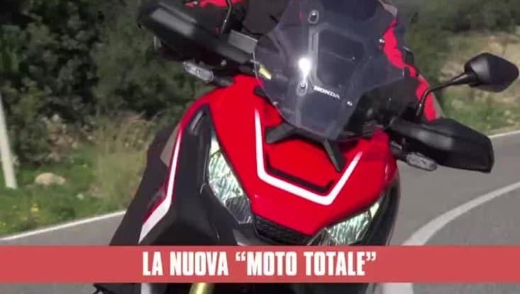 Honda X-ADV, la video-prova della moto totale