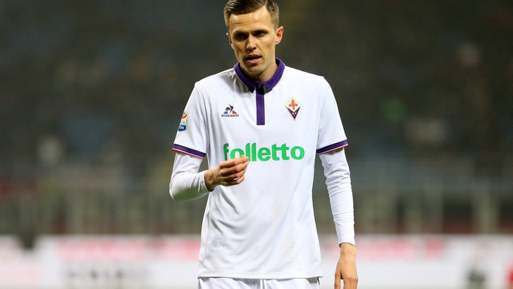 Serie A Fiorentina, gli accertamenti di Ilicic escludono lesioni