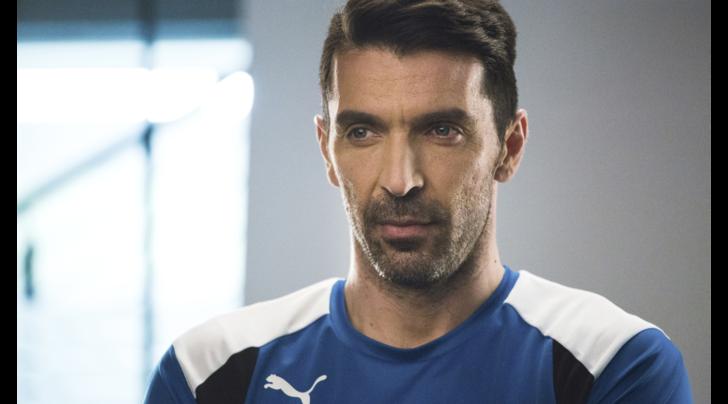 Gigi Buffon nuovo testimonial per head&shoulders