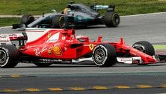 F1, Raikkonen domina la seconda giornata di test