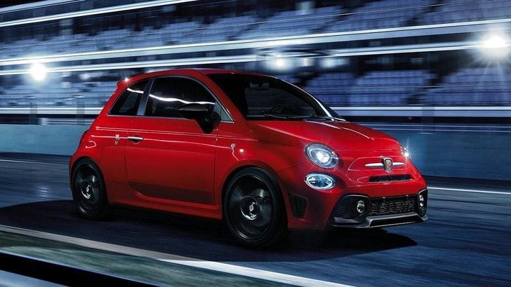 """Fiat 500 """"60 anni"""" e Abarth 595 Pista in passerella a Ginevra"""