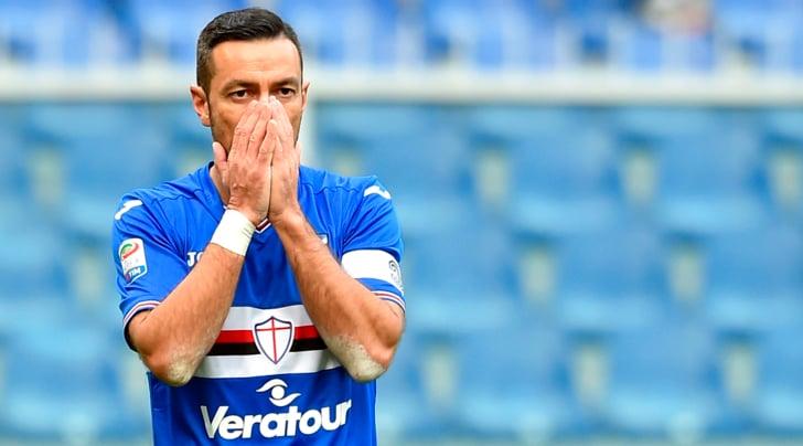 Quagliarella, lacrime alle Iene: «Senza stalker sarei rimasto a Napoli»