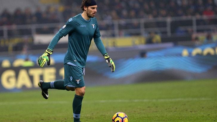Serie A Lazio, Marchetti a riposo. Patric differenziato