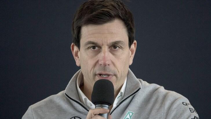 F1 Mercedes, Wolff: «È l'alba di una nuova era»