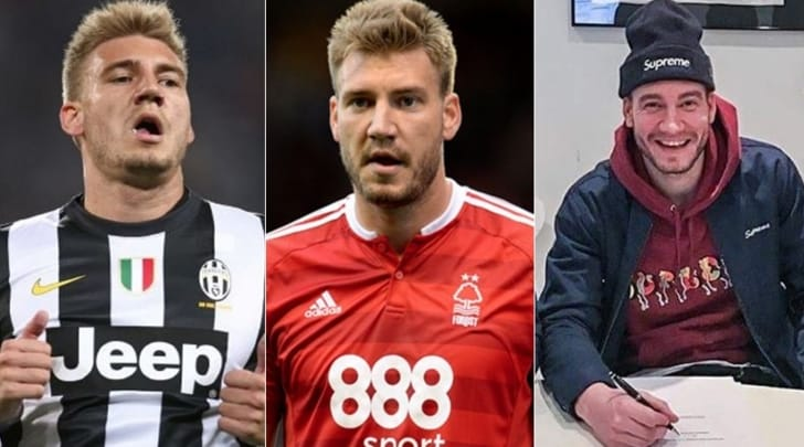 Calciomercato: Nicklas Bendtner, ex Juve, va al Rosenborg