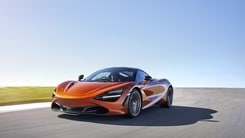 McLaren 720S, nuova sfida al Cavallino