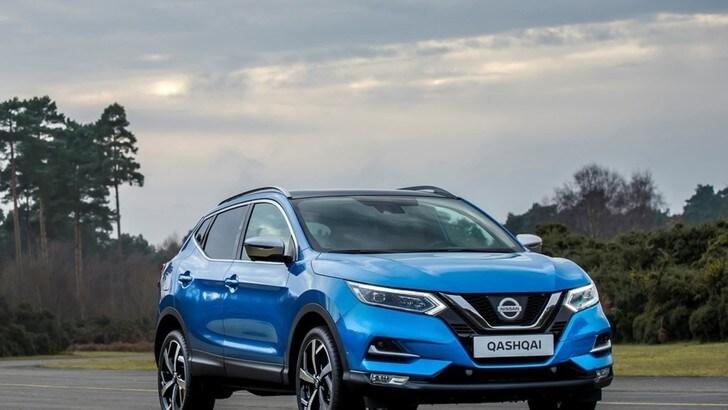 Nissan Qashqai 2017, un bestseller sempre più hi-tech
