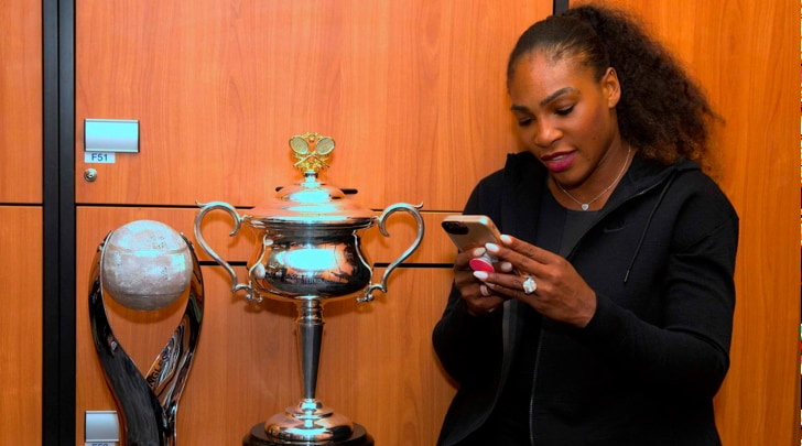 Serena Williams salta i tornei di Indian Wells e Miami