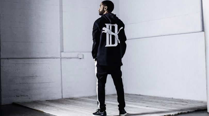 Big Sean nuovo creative collaborator e global ambassador di Puma