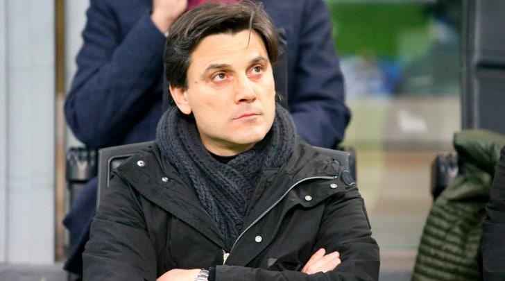 Milan, Montella: «Juve? Sfida proibitiva, ma si può vincere»