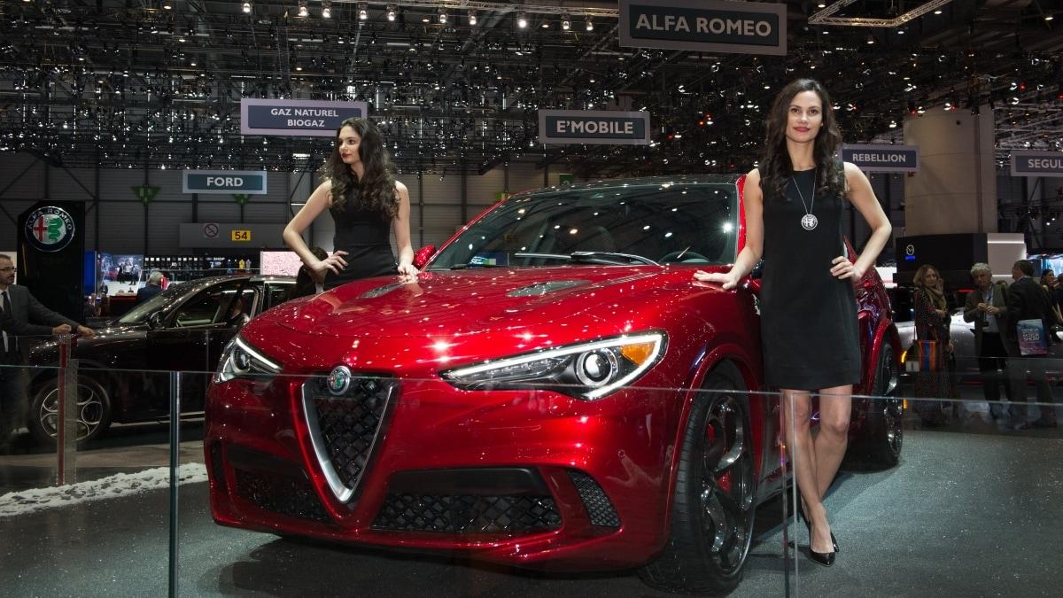 L'Alfa Romeo sorride con la Giulia e la Stelvio