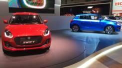 Suzuki Swift ingrana la quinta al Salone di Ginevra