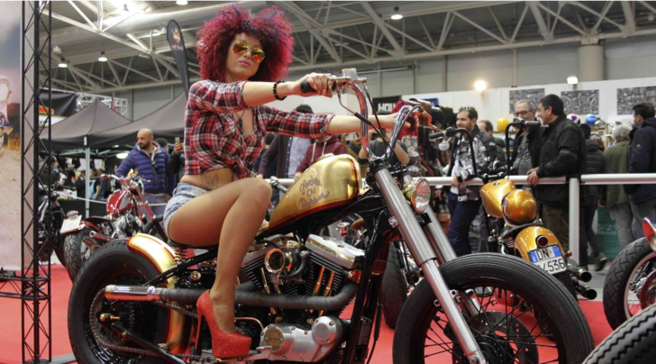 """Motodays 2017: a Roma è partito il """"salone delle moto"""""""