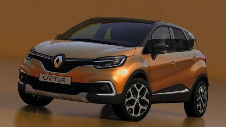 Renault Captur, a Ginevra la best seller dei crossover si rinnova