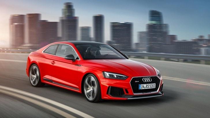 "Audi RS 5 Coupé, 450 CV ""made in quattro"""