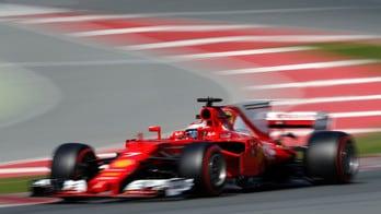 La Ferrari fa sognare nei test a Montmelò