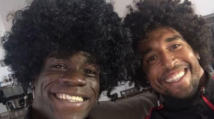 Balotelli su Instagram ritrova sorriso...e capelli: che look!