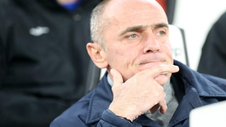 Serie A Empoli, Martusciello: «Salvezza? C'è da soffrire»