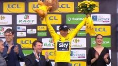 Parigi-Nizza - Trionfo Henao, Contador 2° per un soffio
