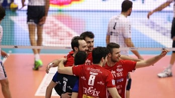 Scatto vincente per Revivre Milano e Kioene Padova