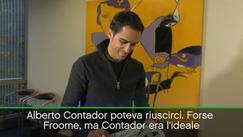 """Roche: """"Solo Contador poteva far sua la tripla corona"""""""