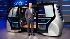 Volkswagen Sedric, la mobilità su misura a Ginevra