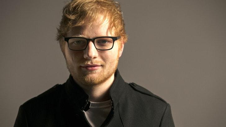Ed Sheeran, il tour parte da Torino