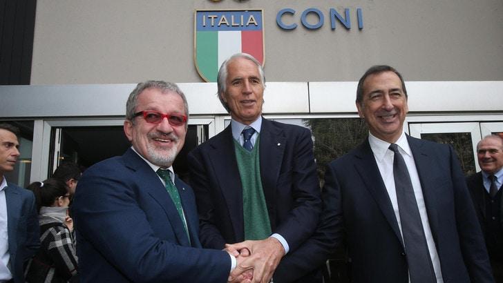 Milano si candida ad ospitare i giochi invernali del 2026, Malagò: «Possiamo giocarcela»