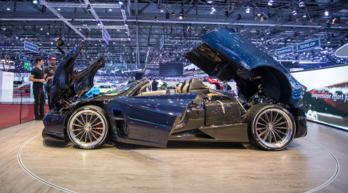 Pagani Huayra Roadster, il sogno di Horacio da 2,8 milioni