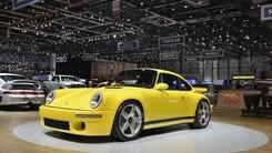 Ruf CTR, rivive lo spirito della 911 originale