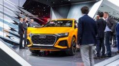 Audi, il Suv Q4 e tre elettriche entro il 2020
