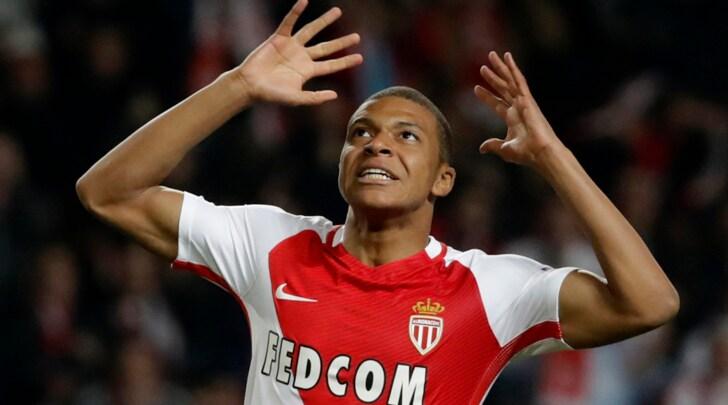 Calciomercato, Mbappé e i fenomeni del Monaco: la Juventus li segue